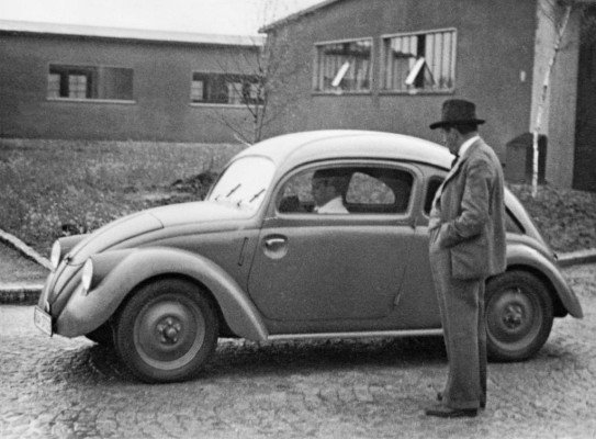 Vor 75 Jahren begann die Geschichte der Käfers