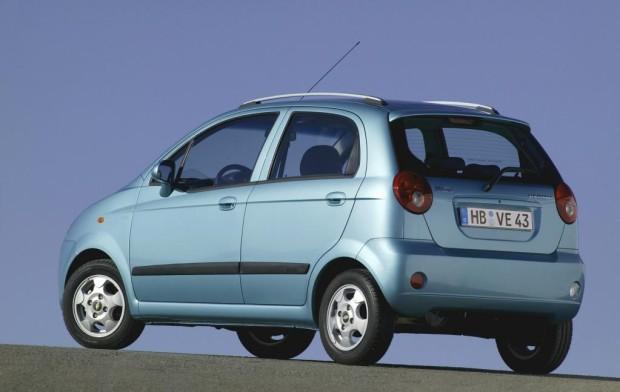 Weniger Steuern für Pkw mit kleinem Benzinmotor