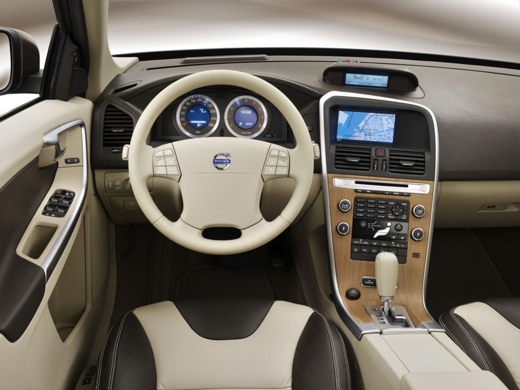 XC60: Volvo XC60 Drive: Sparsam fahren mit Frontantrieb