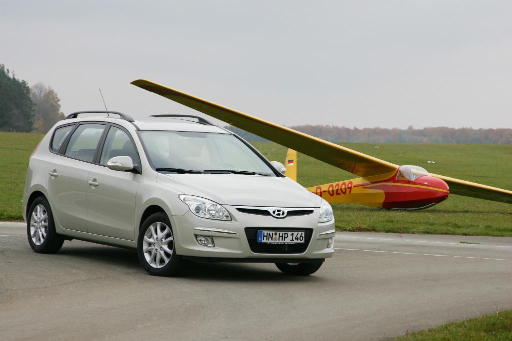 i30: Neuer Basisbenziner für Hyundai i30 cw