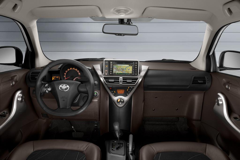 iQ: Neuer Motor für den Toyota iQ