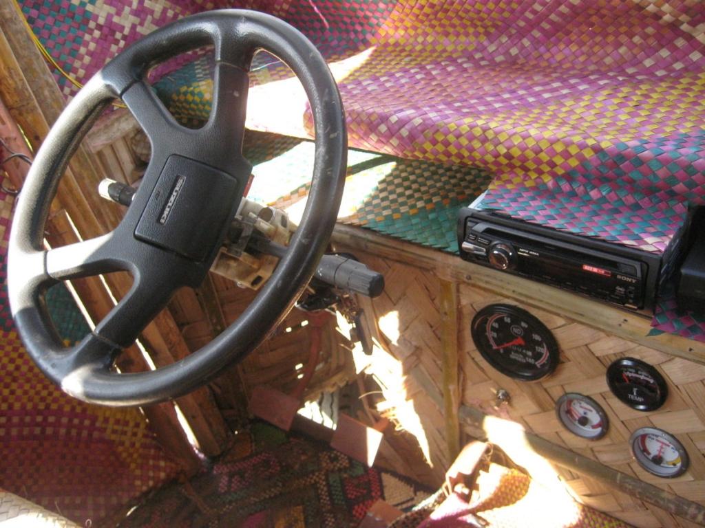 Öko-Autos II: Bambusfahrzeuge auf den Phillipinen Automobile Lebensart.