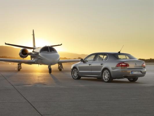 Škoda Superb: Eleganz und Komfort zum vernünftigen Preis