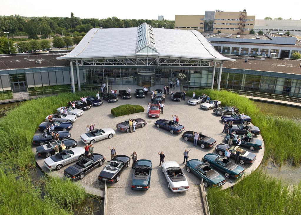 20 Jahre SL-Produktion in Bremen