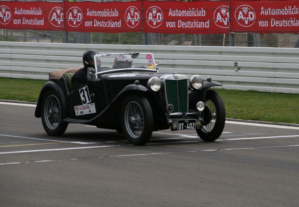 65 000 kommen zum AvD-Oldtimer-Grand-Prix auf den Nürburgring