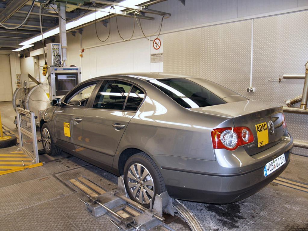 ADAC: Autos werden immer umweltfreundlicher