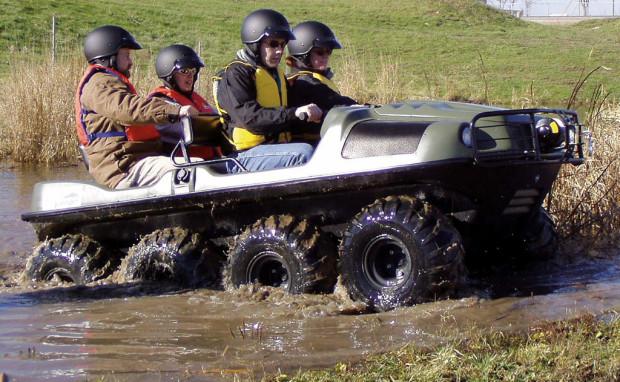 ARGO ATV - Acker-Geräte