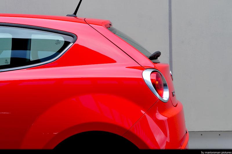 Alfa Romeo MiTo 1,4 TB 16V | Knuddelflitzer zum Kurvenballern - Bild(3)