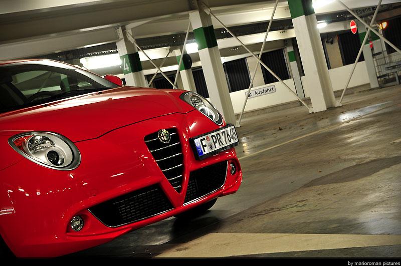 Alfa Romeo MiTo 1,4 TB 16V | Knuddelflitzer zum Kurvenballern - Bild(8)