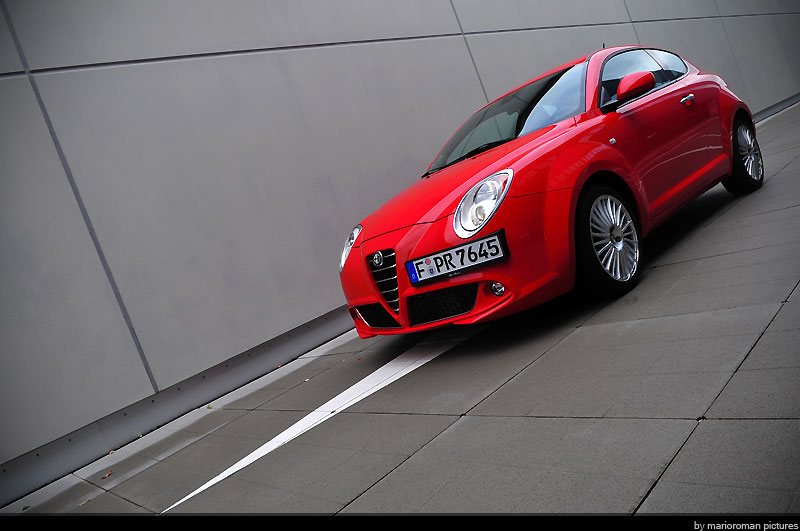 Alfa Romeo MiTo 1,4 TB 16V | Knuddelflitzer zum Kurvenballern - Bild