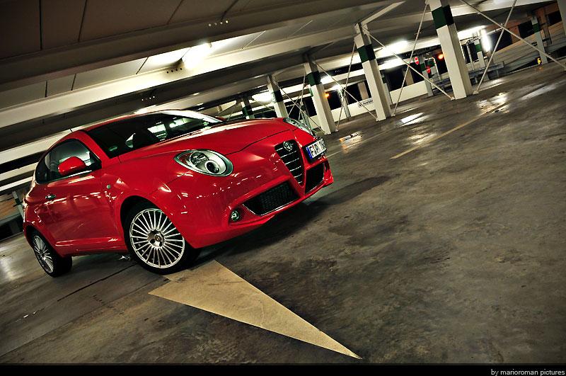 Alfa Romeo MiTo 1,4 TB 16V - Knuddelflitzer zum Kurvenballern