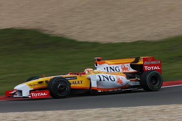 Alonso will aufs Podest: Es war mehr drin