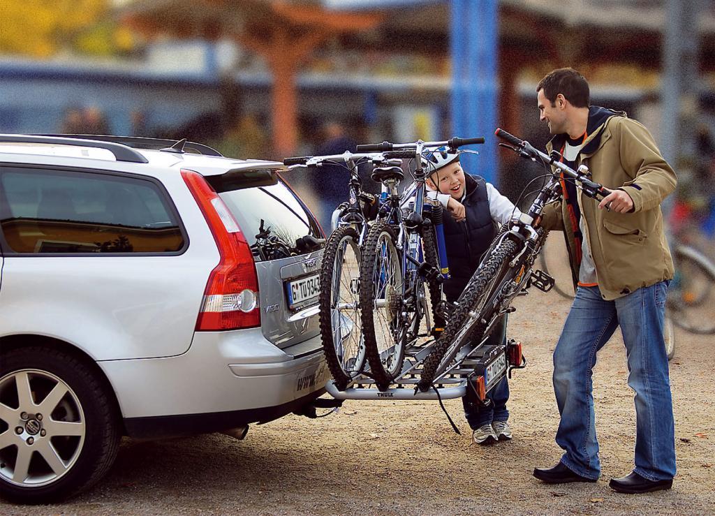 Alter Gepäckträger für neues Auto?