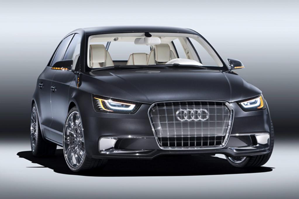 Audi A1 deutlich teurer als VW Polo