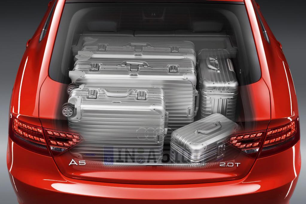 Audi A5 Sportback: Ein entzückend schöner Rücken