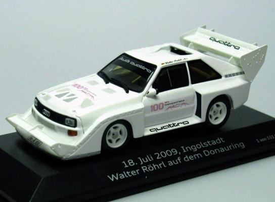 Audi feiert 100 Jahre auf dem Donauring