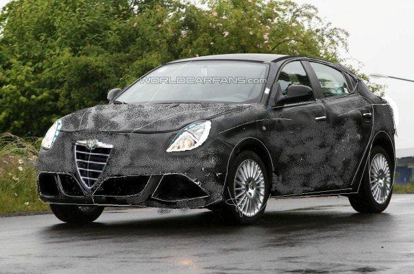 Automarken A - Z: Erste Bilder des Alfa Romeo 149 | Foto: http://www.facebook.com/photo_search.php?oid=49657742084&view=all