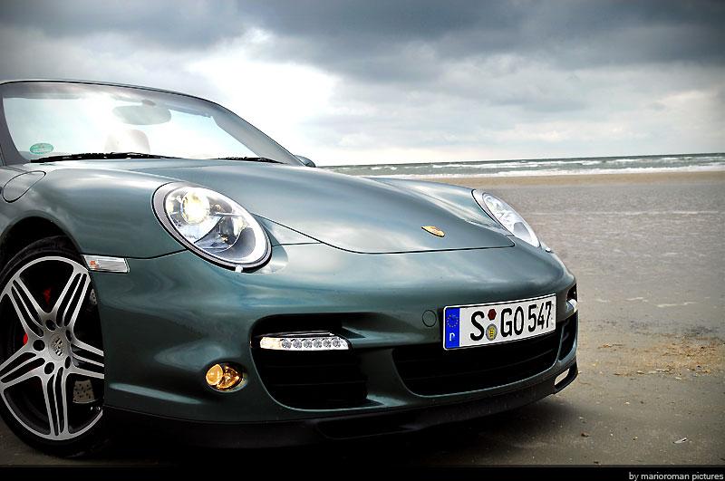 Automarken A - Z: Fahrbericht Porsche 997 Turbo Cabriolet – Volle Schubkraft im Designeranzug