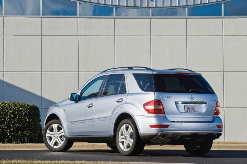 Automarken A - Z: Mercedes-Benz SUV jetzt mit BlueTec erhältlich