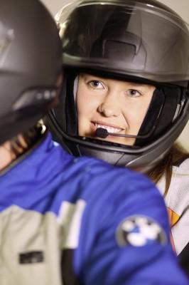 BMW: Neue Kommunikationsanlage für Motorradfahrer