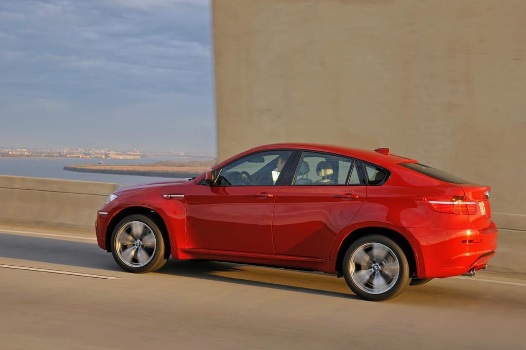 BMW X6 M: Spurtstarker Schwerathlet  - Bild(2)
