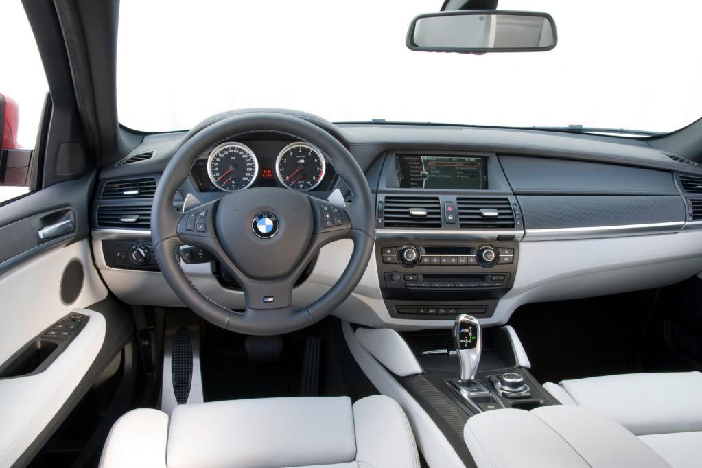 BMW X6 M: Spurtstarker Schwerathlet  - Bild(4)
