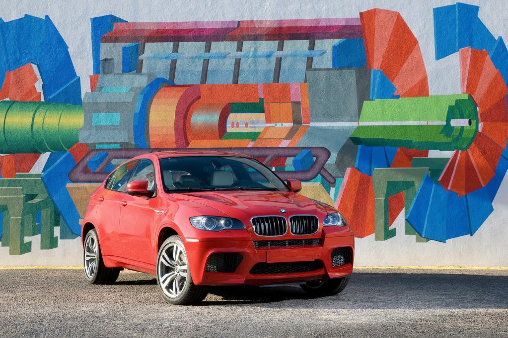 BMW X6 M: Spurtstarker Schwerathlet  - Bild(5)