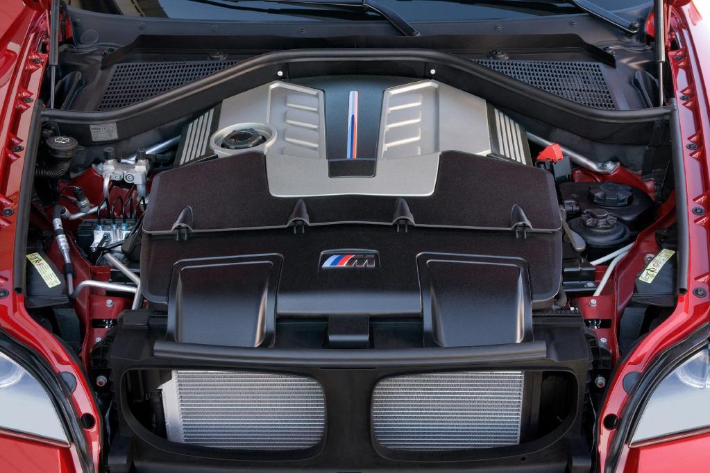 BMW X6 M: Spurtstarker Schwerathlet  - Bild(6)