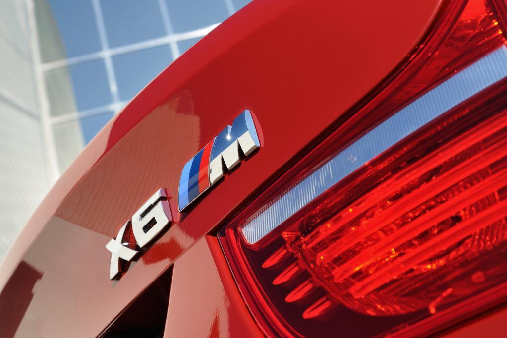 BMW X6 M: Spurtstarker Schwerathlet  - Bild(7)