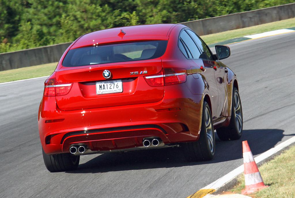 Bei BMW werden die X-Modelle jetzt auch von M veredelt
