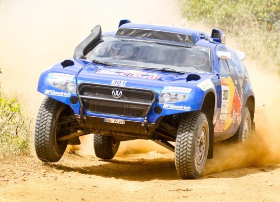 Carlos Sainz gewinnt Rallye dos Sertões
