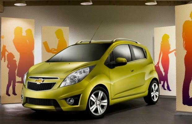 Chevrolet kommt mit dem Spark zur IAA