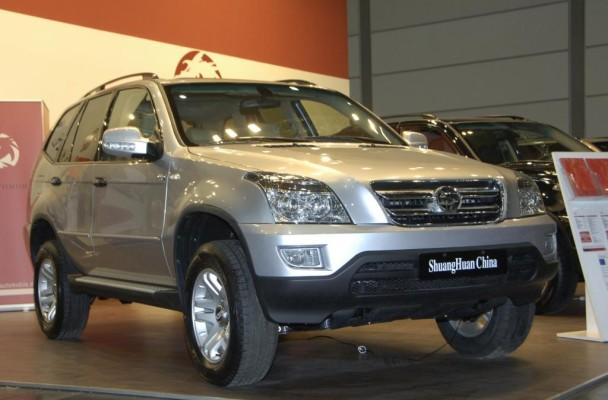 China Automobile Deutschland ist insolvent