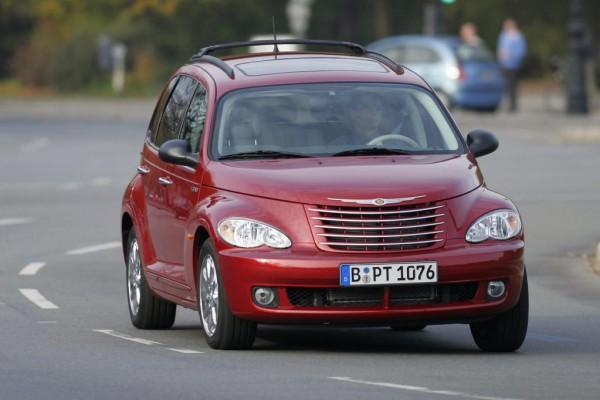 Chrysler PT Cruiser läuft weiter