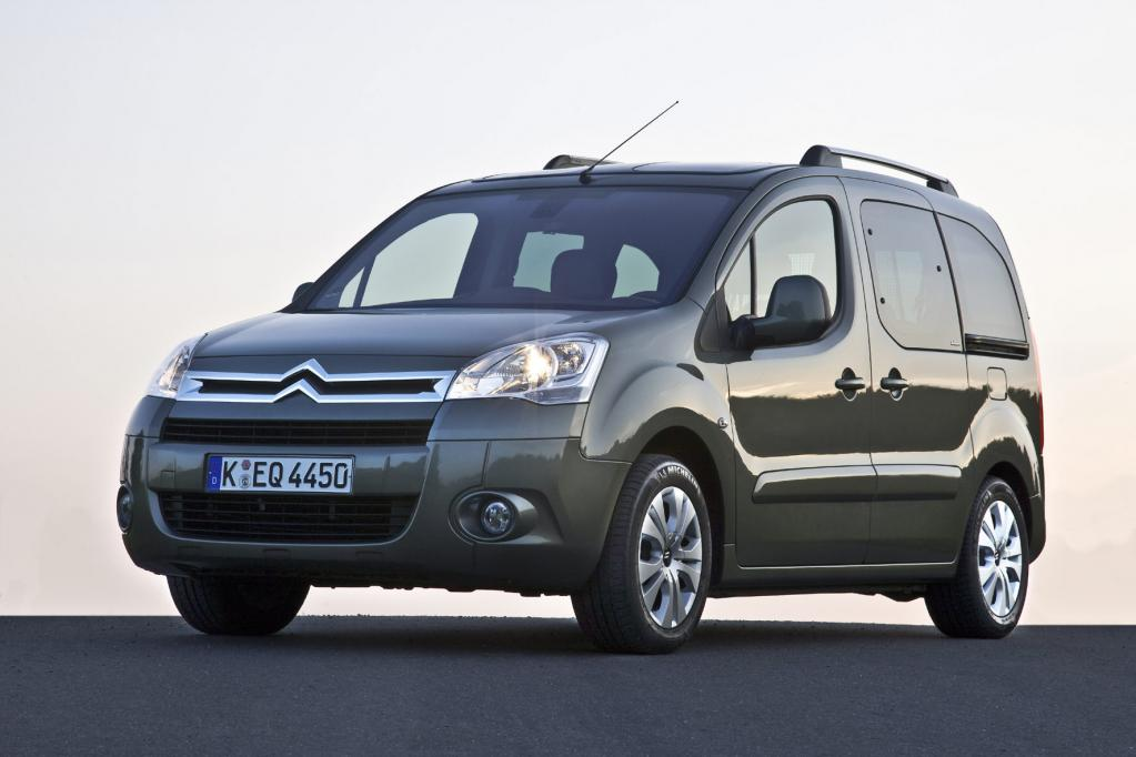 Citroen - Berlingo - Bild