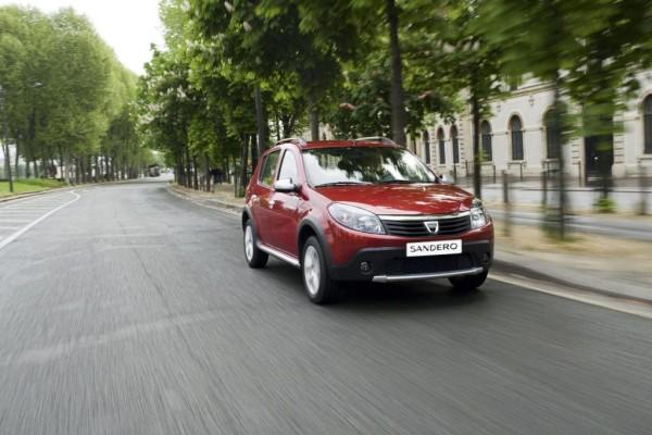 Dacia Sandero Stepway für 9 990 Euro