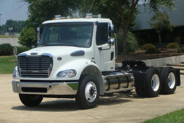 Daimler bietet weiteren Erdgas-Lkw in den USA an