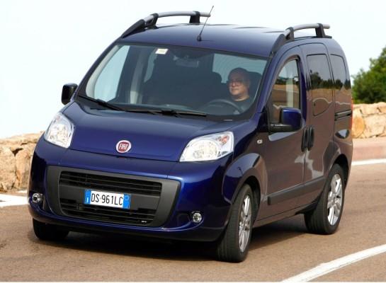 Ecodrive jetzt auch für Fiat Qubo und Fiat Croma