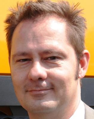 Edler Kundendienstdirektor bei Renault Trucks