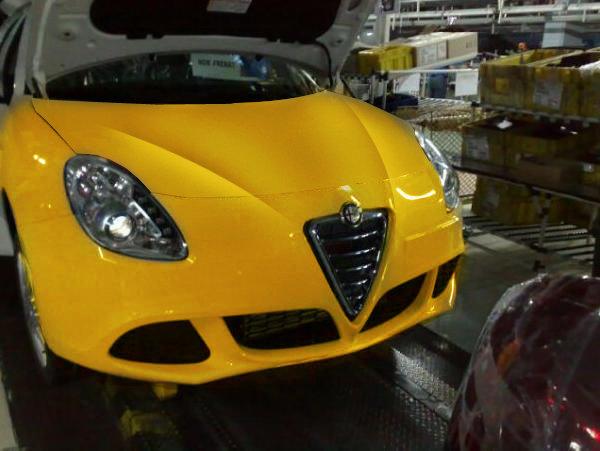 Erste Bilder des Alfa Romeo 149 - Bild(10) | Foto: http://www.facebook.com/photo_search.php?oid=49657742084&view=all