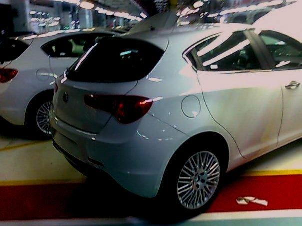 Erste Bilder des Alfa Romeo 149 - Bild(2) | Foto: http://www.facebook.com/photo_search.php?oid=49657742084&view=all