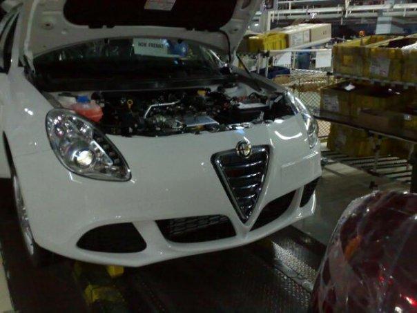 Erste Bilder des Alfa Romeo 149 - Bild(4) | Foto: http://www.facebook.com/photo_search.php?oid=49657742084&view=all