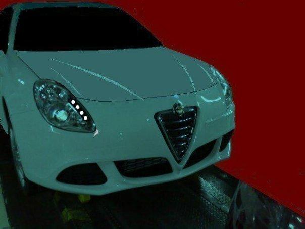 Erste Bilder des Alfa Romeo 149 - Bild(8) | Foto: http://www.facebook.com/photo_search.php?oid=49657742084&view=all