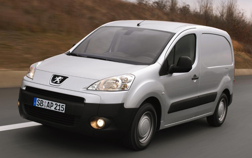 Erweiterte Ausstattungsoptionen für Peugeot Partner