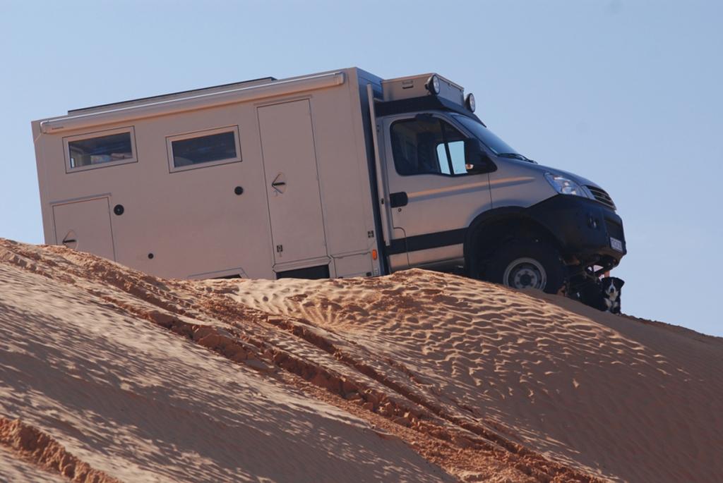 Für die wüste Tour