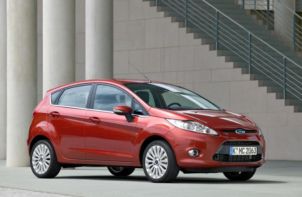 Fahrbericht Ford Fiesta 1,4 l Trend: Flotter Flitzer