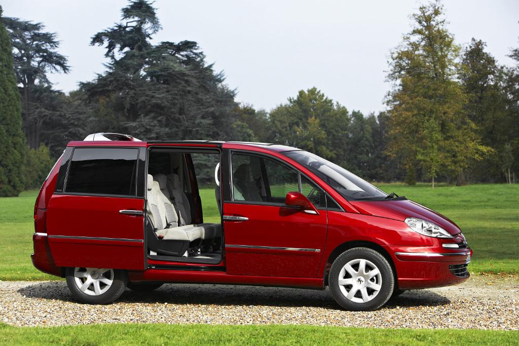 Fahrbericht Peugeot 807 2.2 HDI Platinum: Opa, gib Gas!