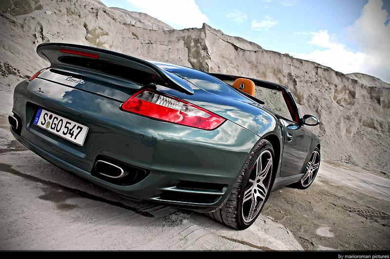 Fahrbericht Porsche 997 Turbo Cabriolet – Volle Schubkraft im Designeranzug
