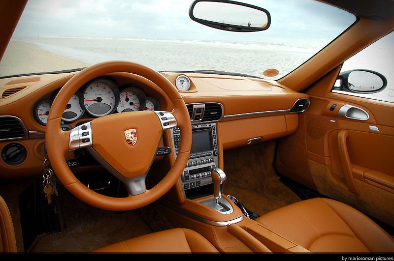 Fahrbericht Porsche 997 Turbo Cabriolet – Volle Schubkraft im Designeranzug - Bild(10)