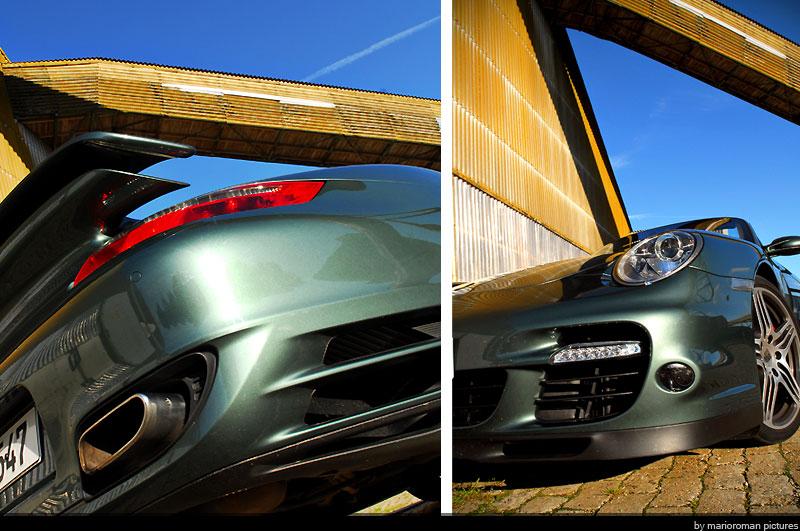 Fahrbericht Porsche 997 Turbo Cabriolet – Volle Schubkraft im Designeranzug - Bild(2)